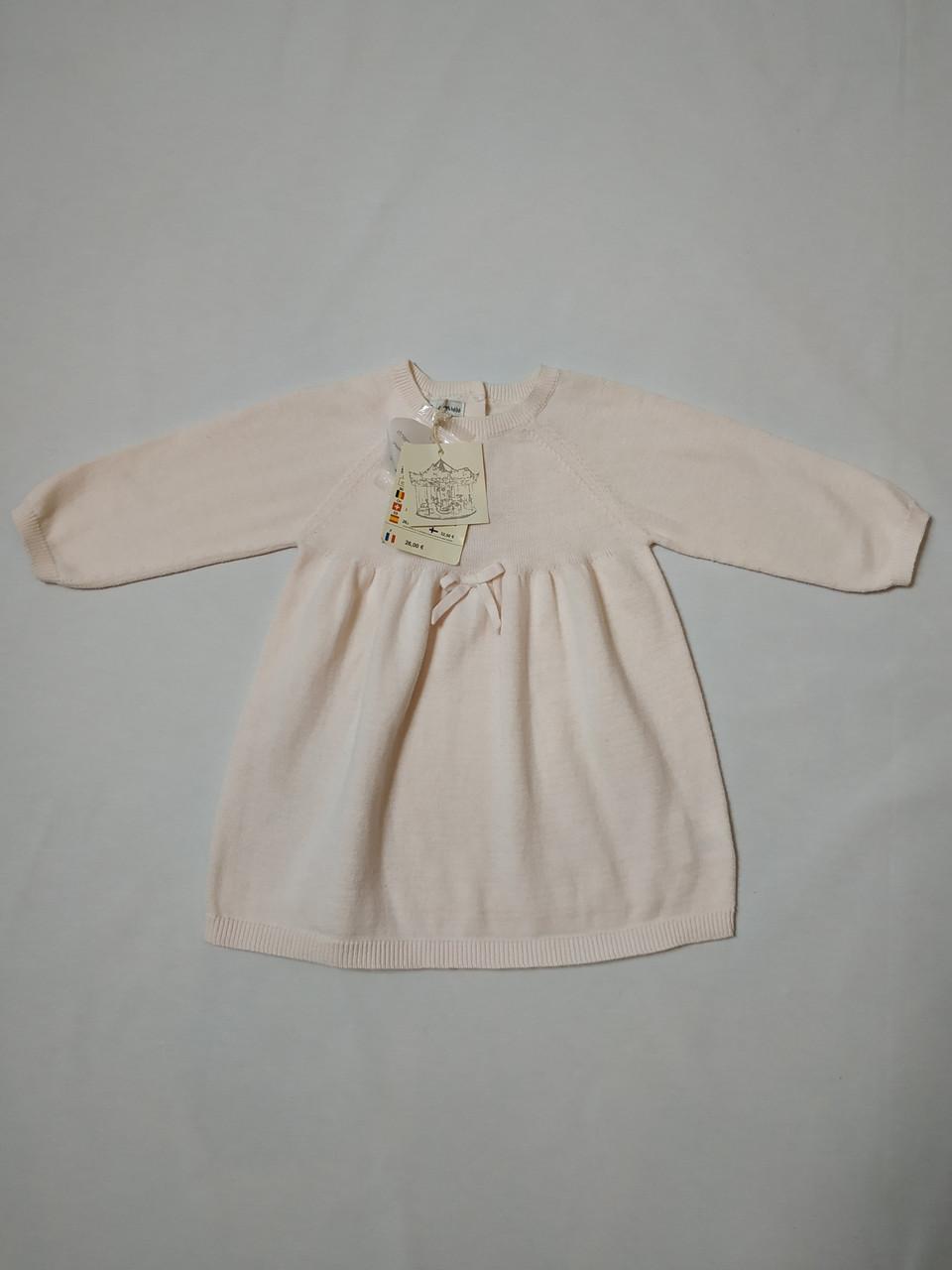 Платье для девочки DPam 3-6 мес