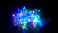 Гирлянда новогодняя электрическая Abeer LED 100 лампочек
