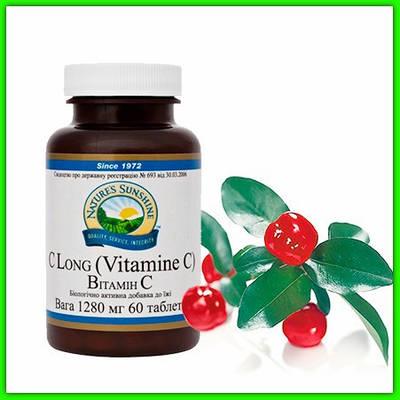 Витамин C, Nsp. Для здоровья сердечно-сосудистой системы и мн.др.