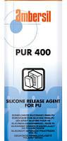 PUR 400-разделительный профессиональный состав для полиуретанов (1000 мл, под кисть) .Великобритания