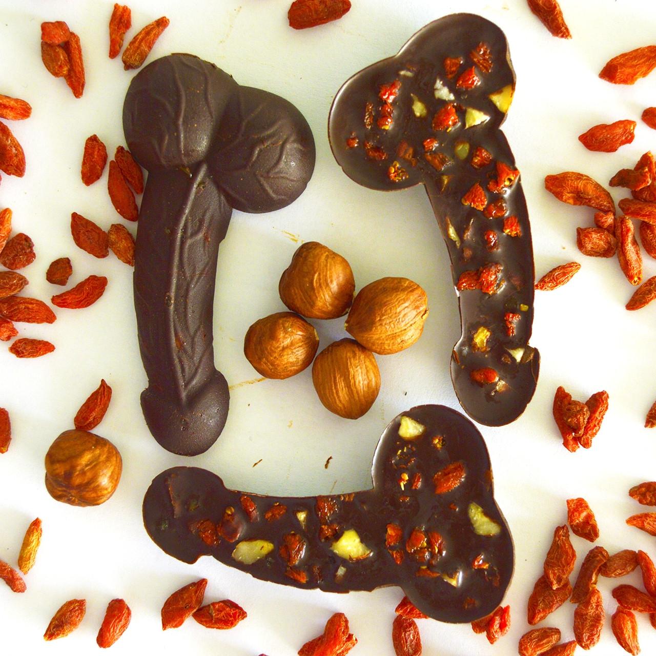 Член из шоколада м киев