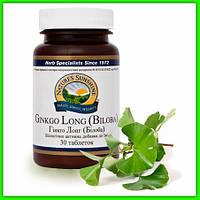 Гинкго Лонг (Билоба) НСП (Ginkgo Long (Biloba)Nsp). Для памяти, работоспообности, сосудов, антиоксидант