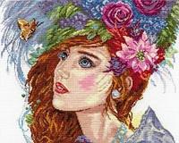 Набор для вышивки крестом Алиса 4-02 Пробуждение Весны