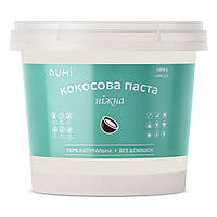 Кокосовая паста, 1 кг, всегда свежая, натуральная кокосовая манна без добавок
