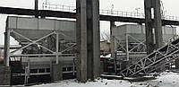 Бункеры для сыпучих материалов 4 х 10 куб.м.
