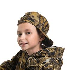 Детская кепка камуфляж Плавни