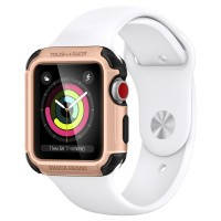 Чехол Spigen Tough Armor 2 Blush Gold для Apple Watch 38mm Series 3/2