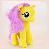 Мягкая игрушка Мой маленький Пони 18см - Флаттершай - супер подарок на Новый Год для девочки