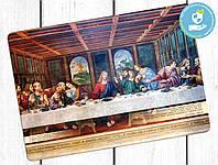 Сервировочные коврики Тайная вечеря, фото 1