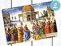Подстилки на стол под тарелки Вручение ключей Святому Петру