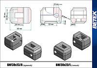 Резцедержатель BHF38x23/L-левый/ BHF38x23/R- правый (аналог 2Ш88P.061, КП-102.ЗР)