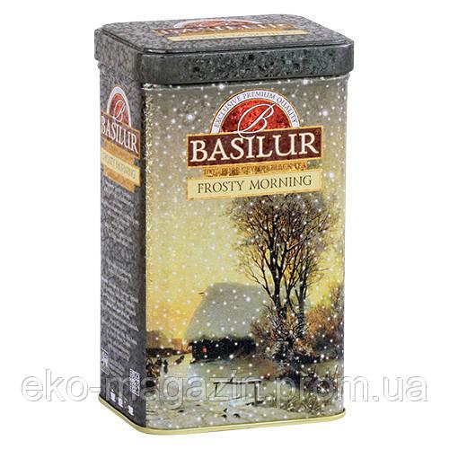 """Чай Basilur """"Морозний ранок"""" 100гр, ж/б"""