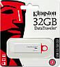 USB флешка Kingston DT I G4 32GB White (DTIG4/32GB)