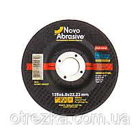 Круг абразивный отрезной Novoabrasive Extreme 125*6*22
