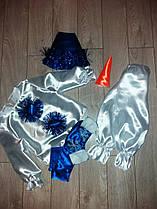 Детский новогодний костюм СНЕГОВИК для мальчика