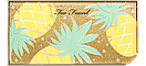 Тени Too Faced Tutti Frutt SPARKLING PINEAPPLE, фото 4
