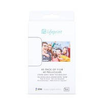 Фотобумага Lifeprint Photo Film 3x4.5 (40 шт)