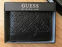 Оригинал Guess США. Кожаный кошелек портмоне брендовый натуральная кожа acf9f14507c99