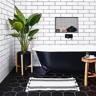 Коврик для ванной натуральный Buldans Tuna 60*90