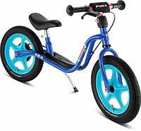 Детский беговел Puky LR 1 L Br синий