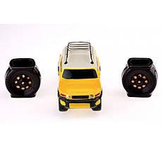 Подарочный коньячный набор авто 17 см Toyota FJ Cruiser, 3 предмета, производство Украина, 656444160