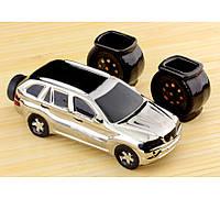 Подарочный коньячный набор авто 18 см BMW X5, 3 предмета, производство Украина, 656444161