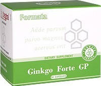 Ginkgo Forte GP (60) Гинко Форте Джи Пи / Гинко Билоба