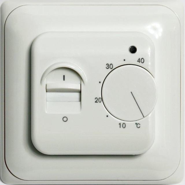Механический терморегулятор для отопления дома
