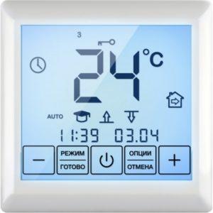 Программируемый терморегулятор для отопления дома
