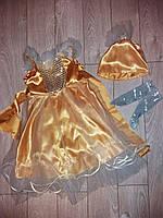 Детский новогодний костюм ХЛОПУШКА на девочку, фото 1
