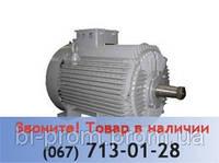 Крановые электродвигатели  4МТM 225M6, 37 кВт