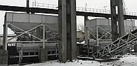 Дозатор инертных материалов на 4 бункера