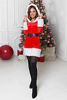 Женский Новогодний костюм под елку, фото 1