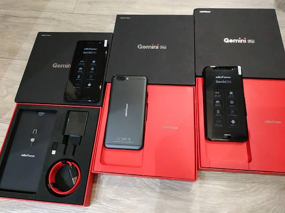 Смартфон Ulefone Gemini Pro MT6797 10 ядер 4\64 ГБ камеры Sony IMX258 13+13mp, фото 2