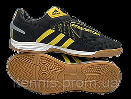 Футзалки Adidas Predator (р. 36-40) Черный/Желтый