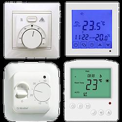 Какой терморегулятор выбрать для ИК обогревателя выбрать, механический или программируемый?