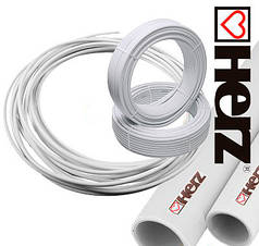 Металопластикова труба 16х2,0 HERZ PE-RT/Al/PE-HD (Австрія)