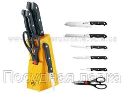 Набор ножей 7 пр WELLBERG WB 5120