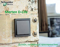 MERTEN System M 2.0 (SCHNEIDER ELECTRIC, Франция) - выключатели и розетки, фото 1