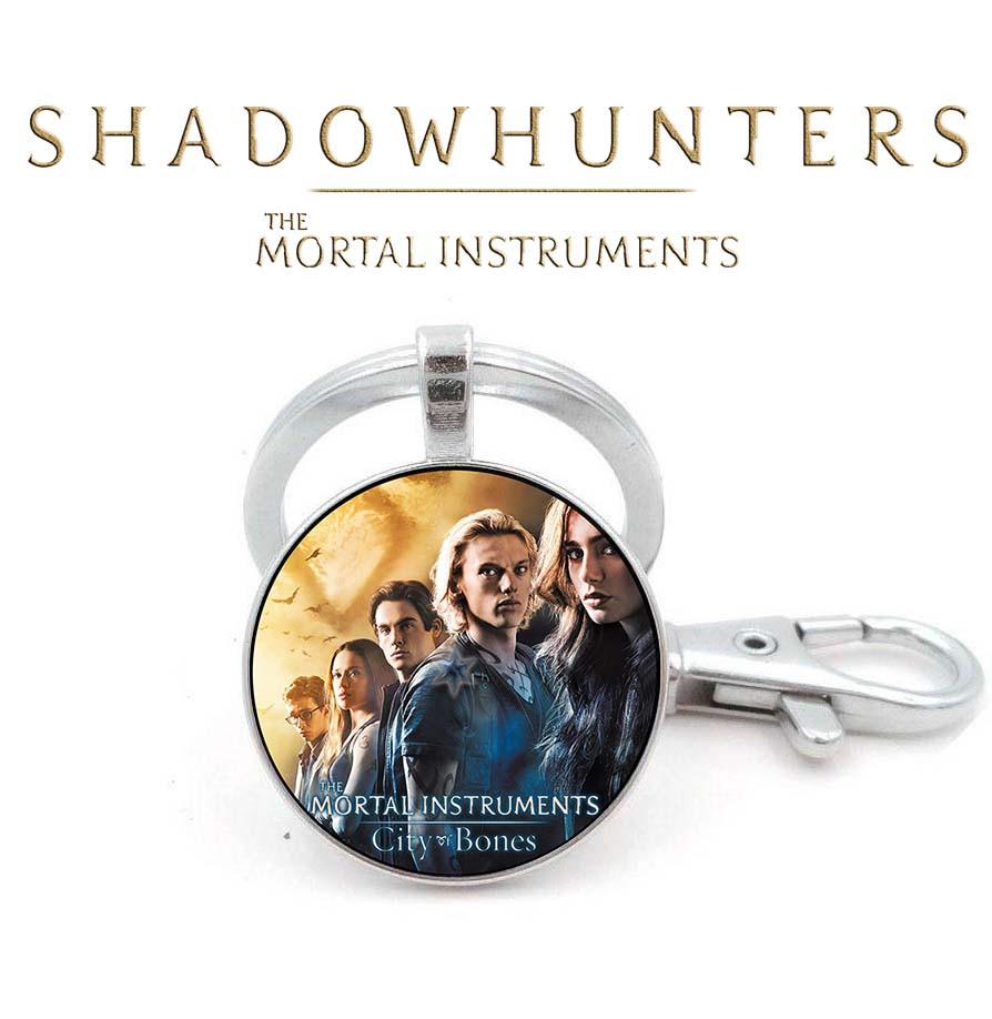 Брелок с героями Орудия смерти / The Mortal Instruments