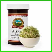 Люцерна НСП Альфальфа (Alfalfa Nsp) Повышает лактацию Заживление Источник минералов При сахарном диабете