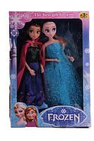 Две куклы для детей от 3-х лет, мультперсонажи из «холодного сердца», для маленьких принцесс