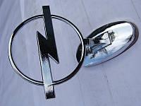 Эмблема на капот Opel (прицел)