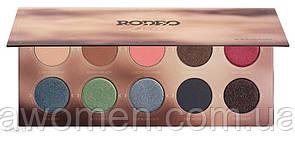 Тіні для очей Zoeva Rodeo belle (10 кольорів)