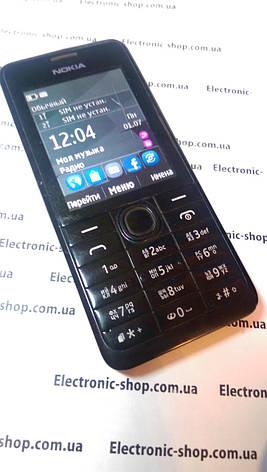 Телефон nokia 206 original б.у, фото 2