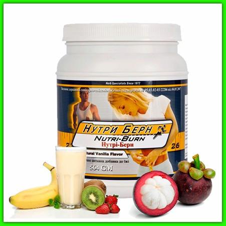 Нутри - Берн НСП (Nutri - Burn Nsp) Белковый коктейль Сывороточный, яичный, растительный протеин