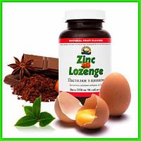 Пастилки с цинком (Zinc Lozenge Nsp) При инфекционных заболеваниях При кашле, простуде Для мужского здоровья
