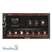 Медиа-ресивер (USB/SD автомагнитола) Cyclon MP-7023 HD с Bluetooth