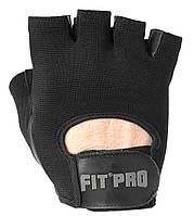 Перчатки для фитнеса и тяжелой атлетики Power System FP-07 B1 Pro