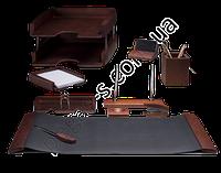 Настольный набор для канцелярских принадлежностей 10 предметов BESTAR